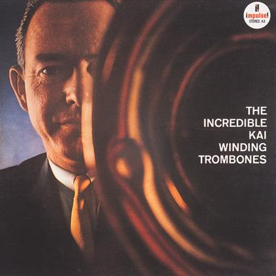 Kai Winding - The Incredible Kai Winding Trombones album cover