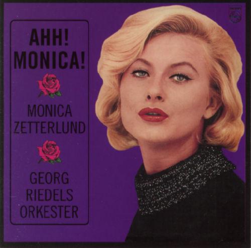 Monica Zetterlund - Sakta Vi Ga Genom Stan (Live P&A